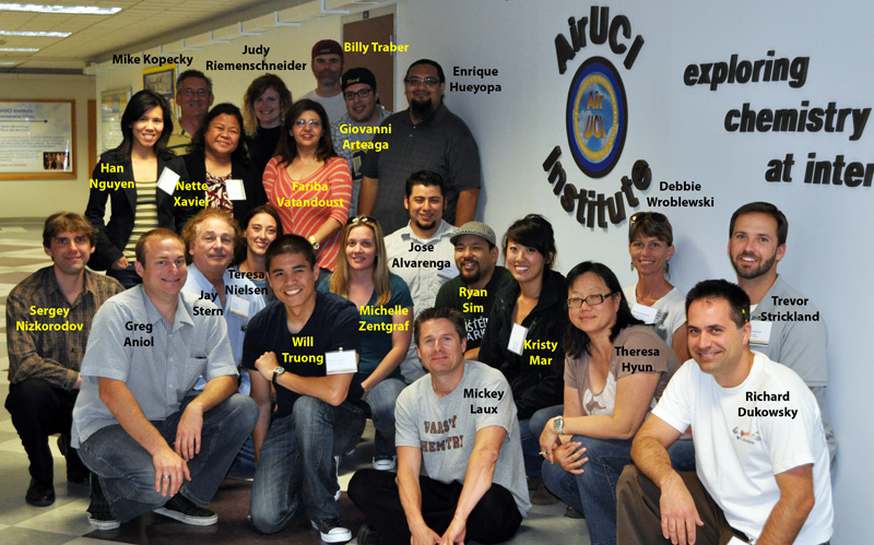 AirUCI summer outreach program